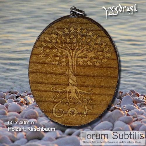 Amulett Yggdrasil