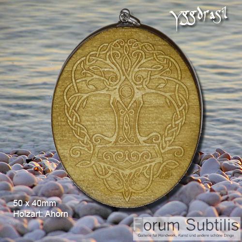Amulett Yggdrasil II