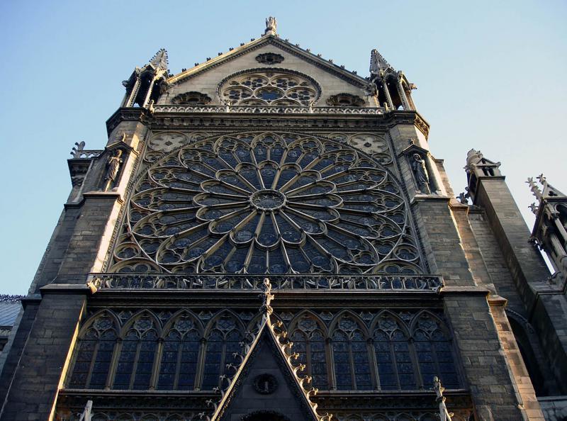 "Anhänger ""Notre Dame"""