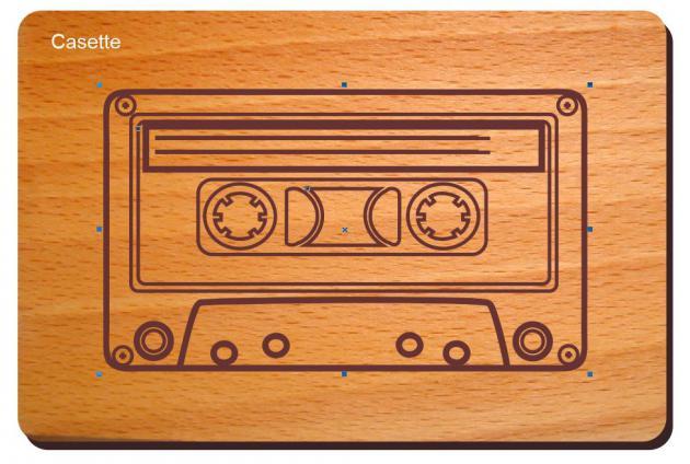 FrühstücksbrettchenRetro Audio