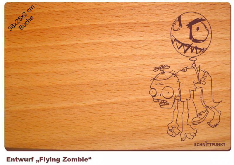 Schnittpunkt Zombie